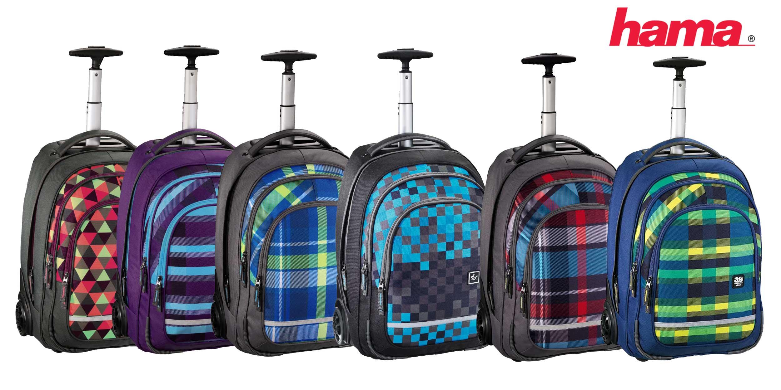 ef88038cba Školské tašky pre prvákov na kolieskach online
